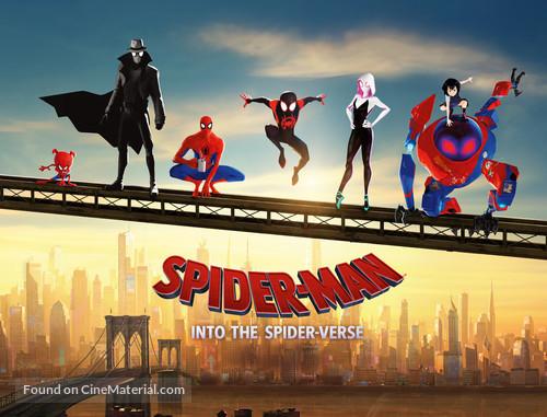 Spider-Man: Into the Spider-Verse - Movie Poster