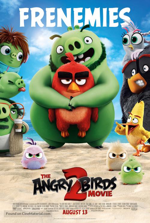 The Angry Birds Movie 2 - Movie Poster