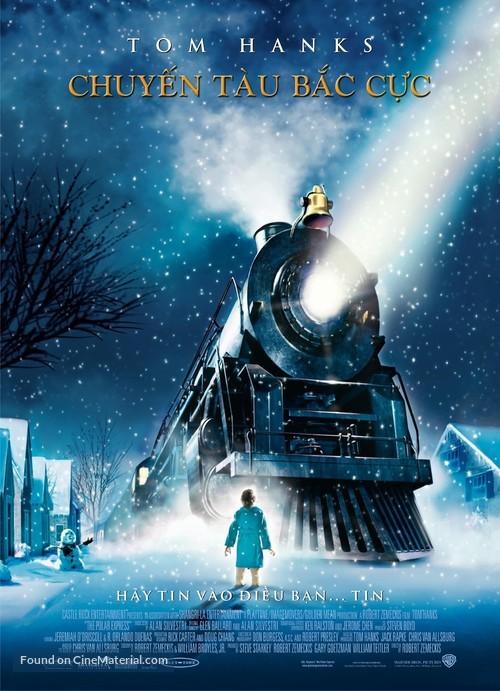The Polar Express - Vietnamese Movie Poster