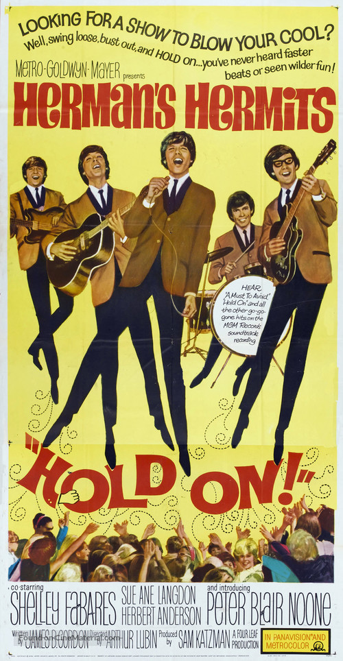 Hold On! - Movie Poster