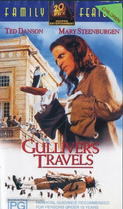 Gulliver's Travels - poster