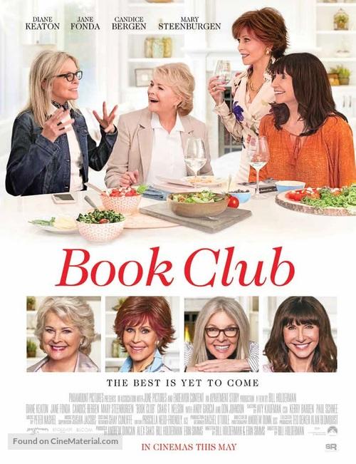 Book Club - Lebanese Movie Poster
