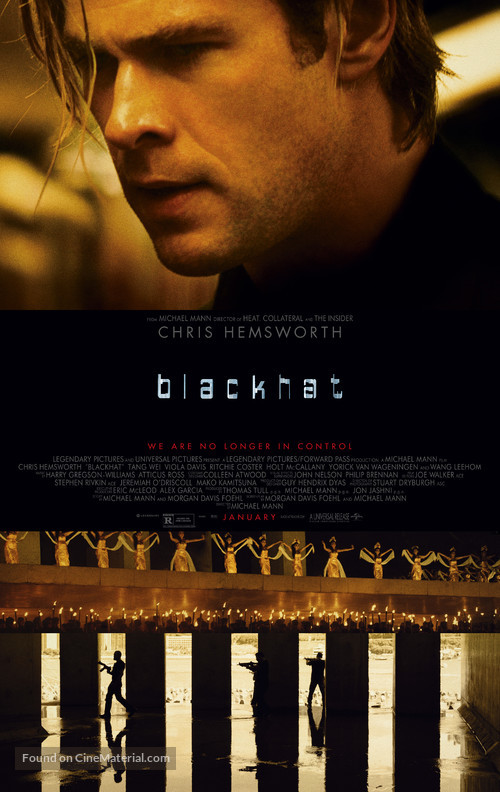 Blackhat - Movie Poster