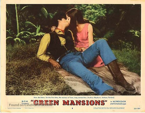 Green Mansions - poster