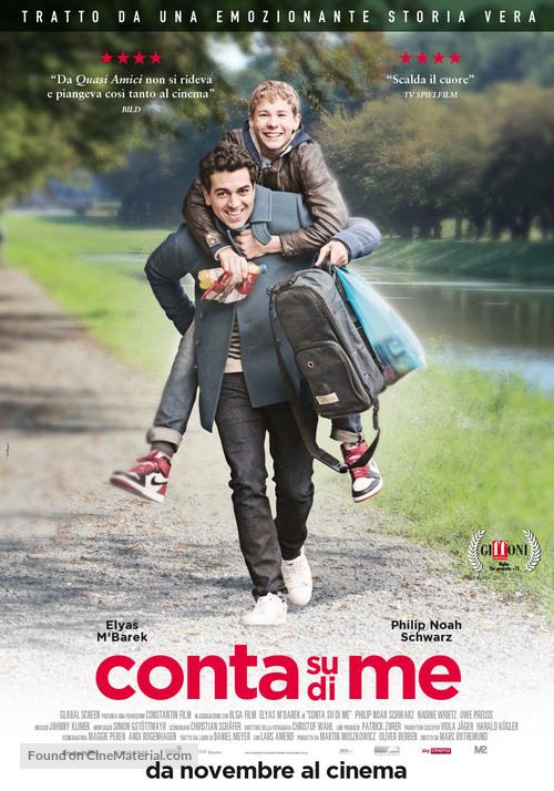 Dieses bescheuerte Herz - Italian Movie Poster