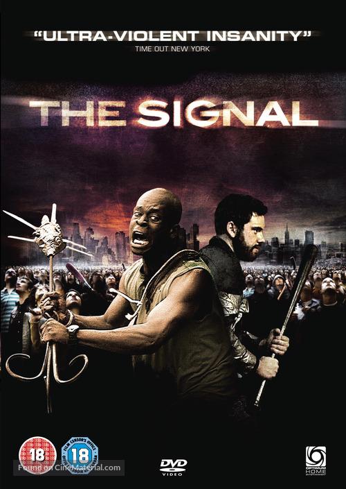 The Signal - British Movie Cover