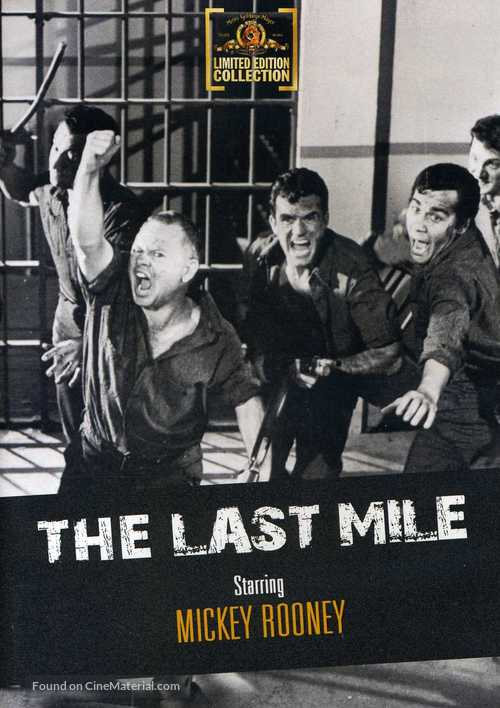 The Last Mile - DVD cover