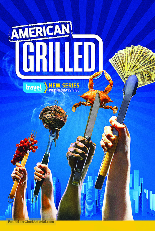 """""""American Grilled"""" - Movie Poster"""