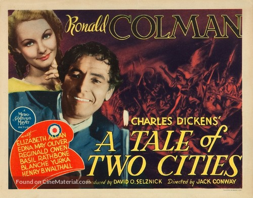 A Tale of Two Cities - Movie Poster