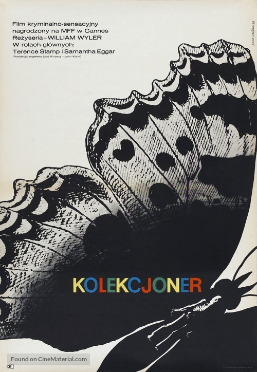 The Collector - Polish Movie Poster