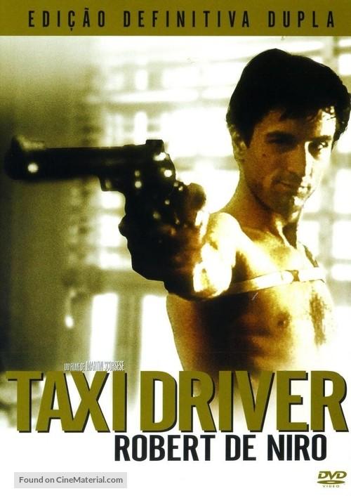 Taxi Driver - Brazilian DVD cover