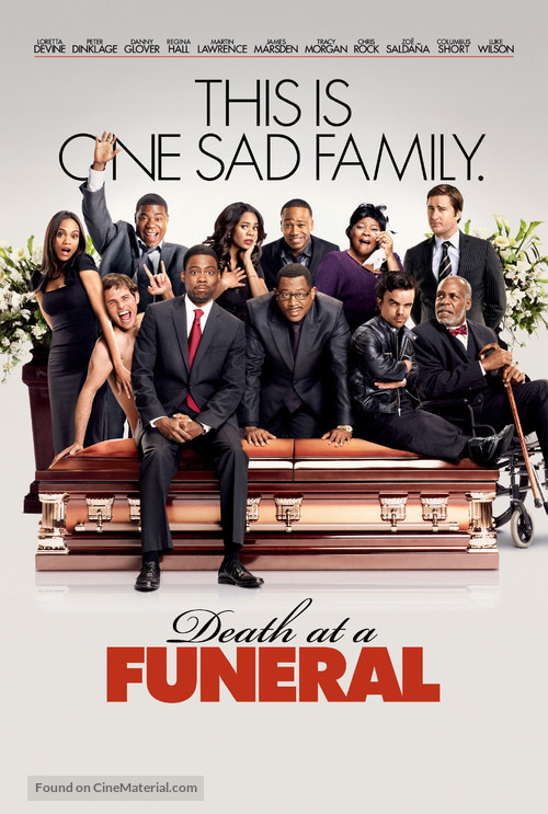 Death at a Funeral - Movie Poster