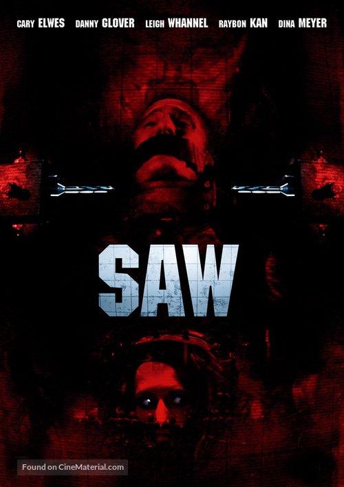 Saw - German Movie Poster