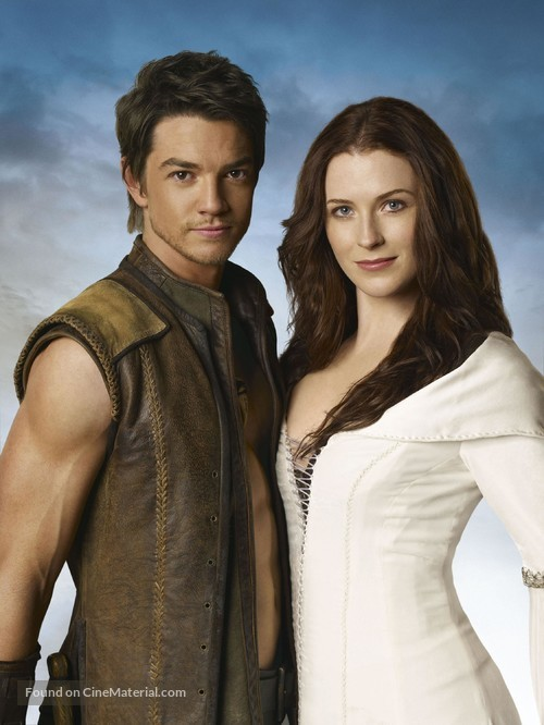 """Legend of the Seeker"" - Key art"