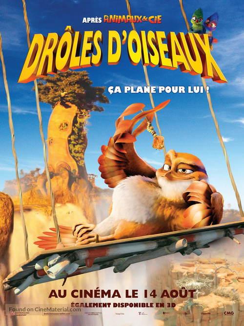 Zambezia - French Movie Poster