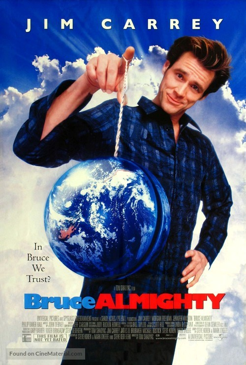Bruce Almighty - Movie Poster