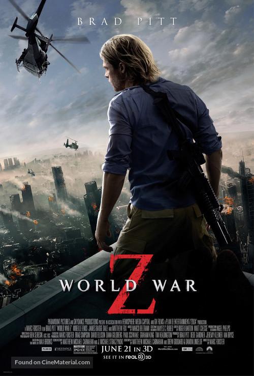 World War Z - Movie Poster