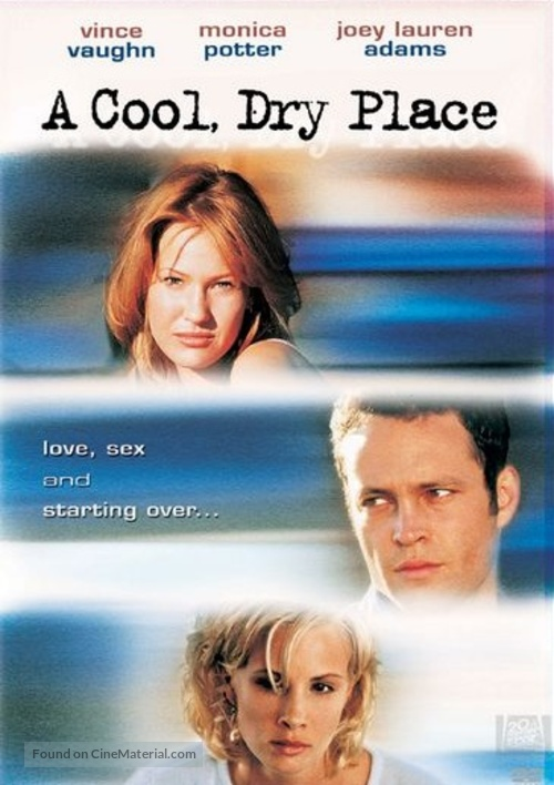 A Cool, Dry Place - DVD movie cover