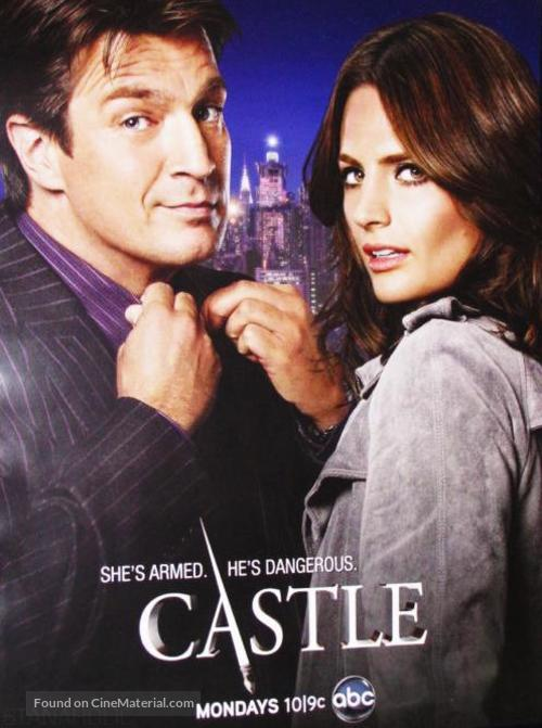 """Castle"" - Movie Poster"