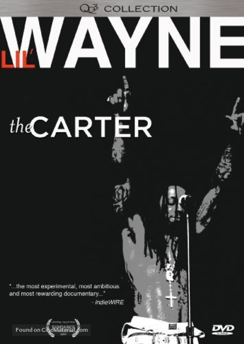 The Carter - Movie Cover