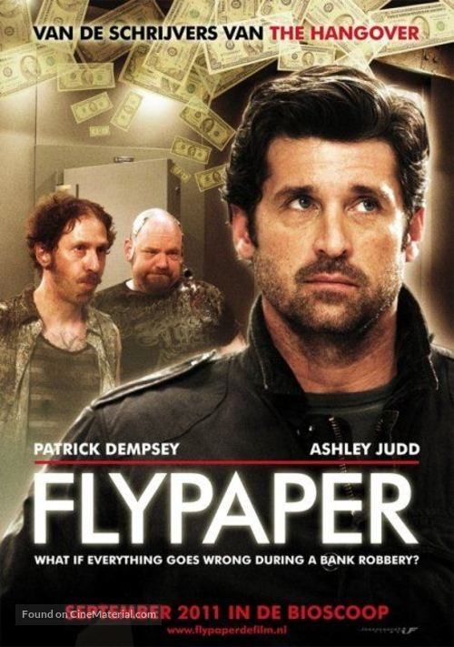 Flypaper - Dutch Movie Poster