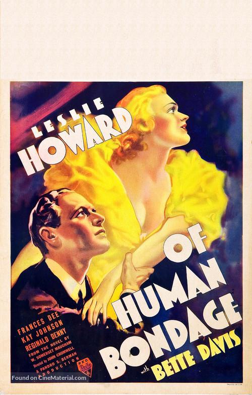 Of Human Bondage - Movie Poster