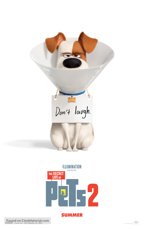 The Secret Life of Pets 2 - Teaser movie poster