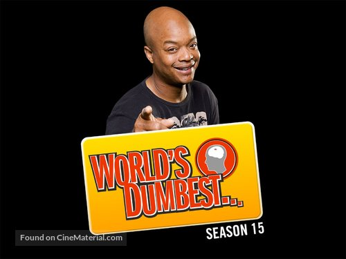 """World's Dumbest"" - Video on demand movie cover"