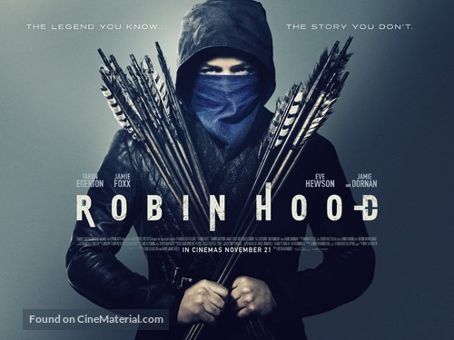 Robin Hood - British Movie Poster