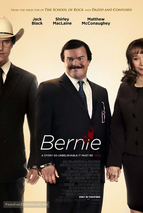 Bernie - Movie Poster