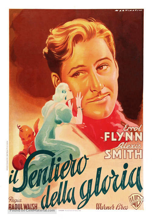 Gentleman Jim - Italian Movie Poster