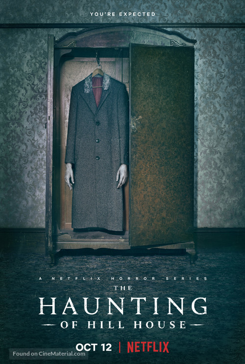 """The Haunting of Hill House"" - Movie Poster"