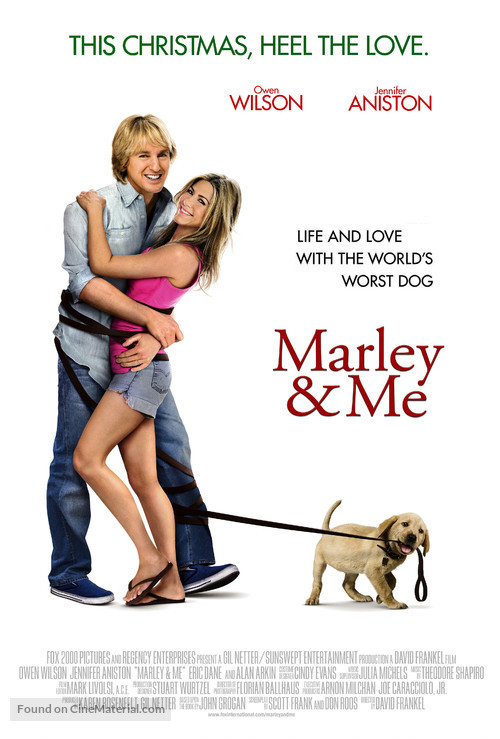 Marley & Me - Theatrical poster