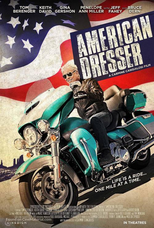 American Dresser - Movie Poster