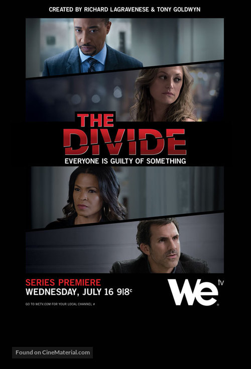 """""""The Divide"""" - Movie Poster"""