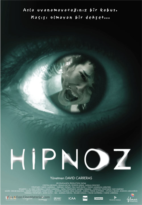 Hipnos - Turkish Movie Poster