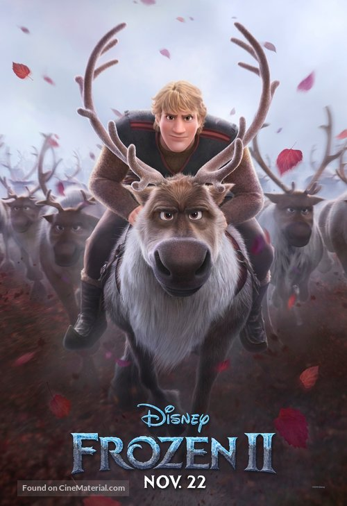 Frozen II - Movie Poster