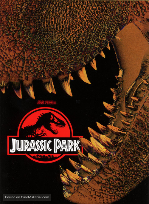 Jurassic Park - Movie Cover
