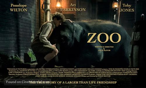Zoo - Irish Movie Poster