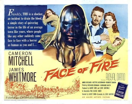 Face of Fire - Movie Poster