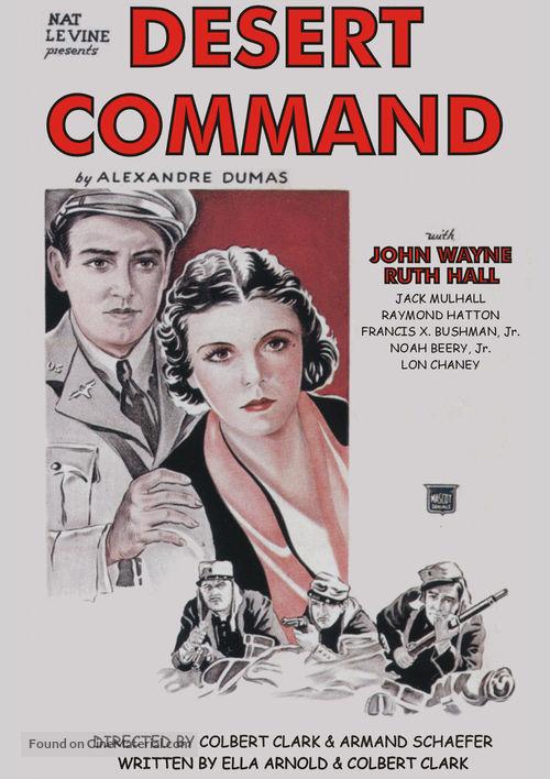 Desert Command - Movie Poster