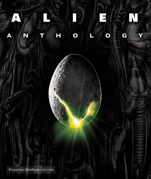 Alien 3 - Blu-Ray cover