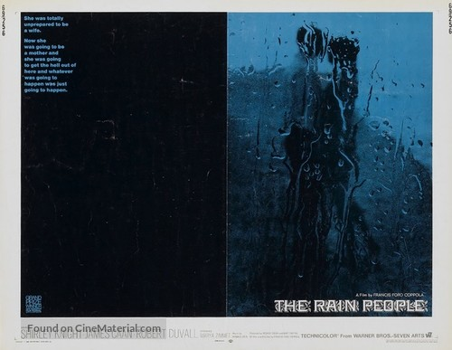 The Rain People - Movie Poster