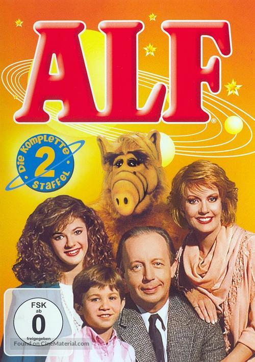 """ALF"" - German Movie Cover"