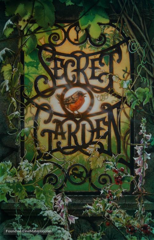 the secret garden movie poster - Secret Garden Movie