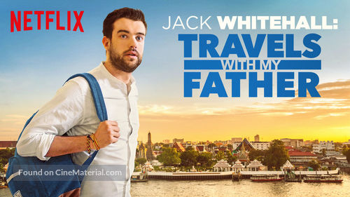 """""""Jack Whitehall: Travels with My Father"""" - British Movie Poster"""