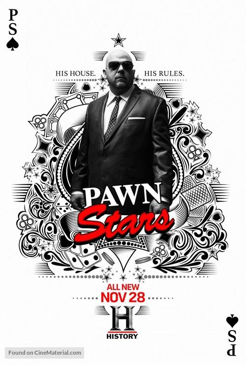 """Pawn Stars"" - Movie Poster"