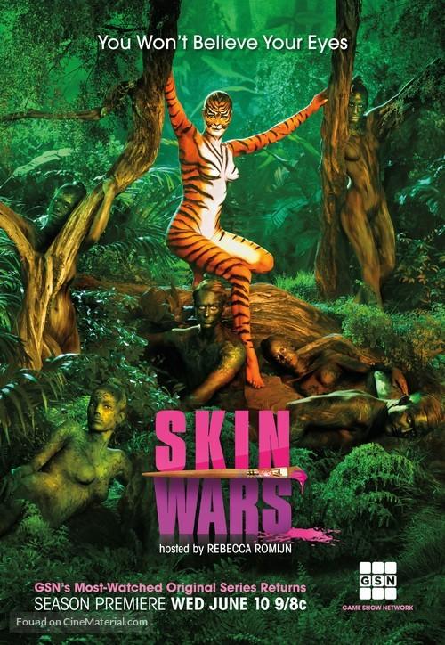 """""""Skin Wars"""" - Movie Poster"""
