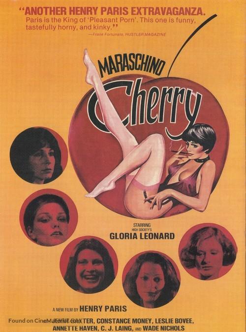 Maraschino Cherry - Movie Poster