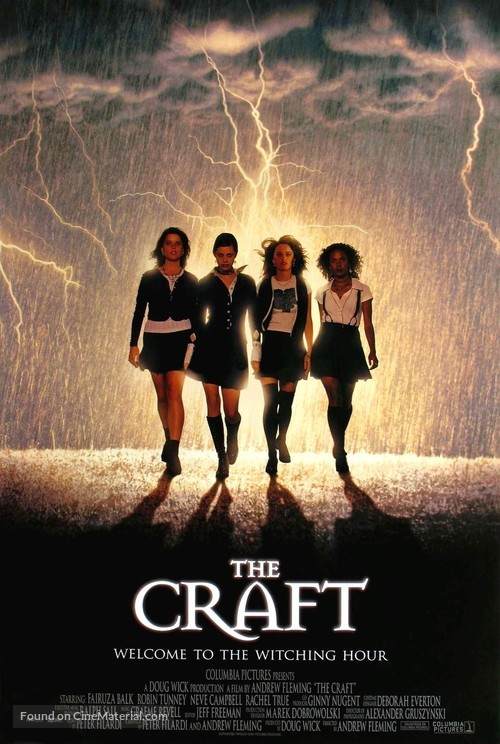The Craft - Movie Poster